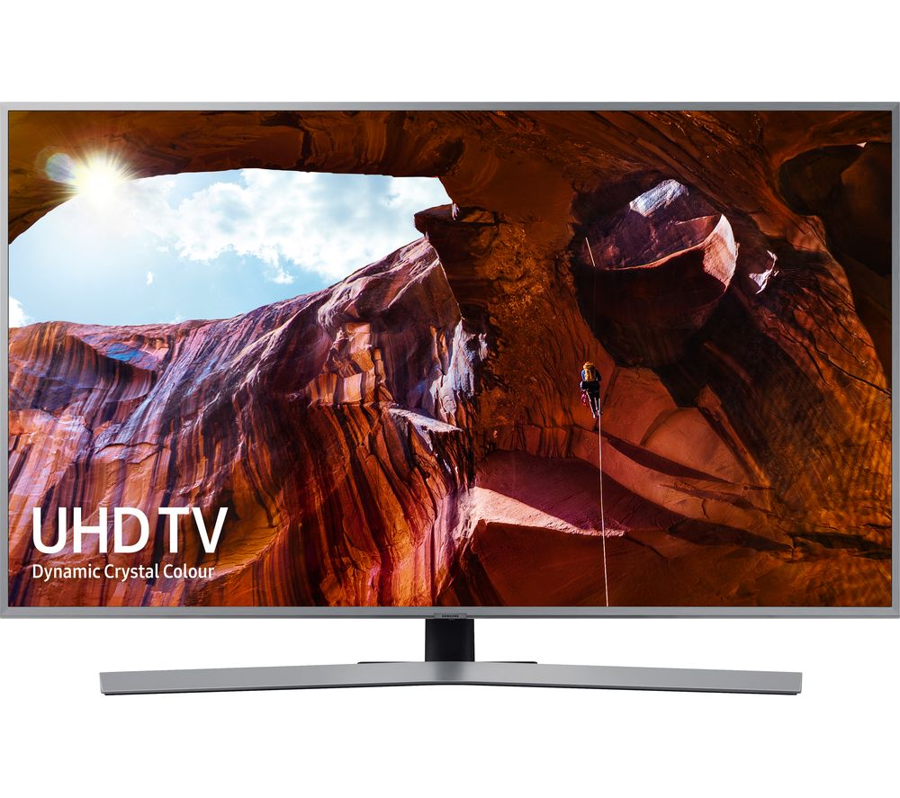 "55""  SAMSUNG UE55RU7470UXXU  Smart 4K Ultra HD HDR LED TV with Bixby"