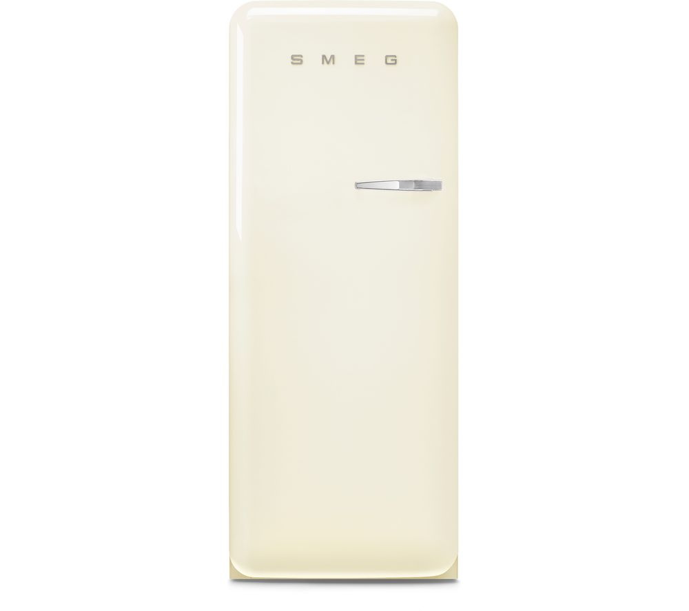SMEG FAB28LCR5UK Tall Fridge - Cream, Cream