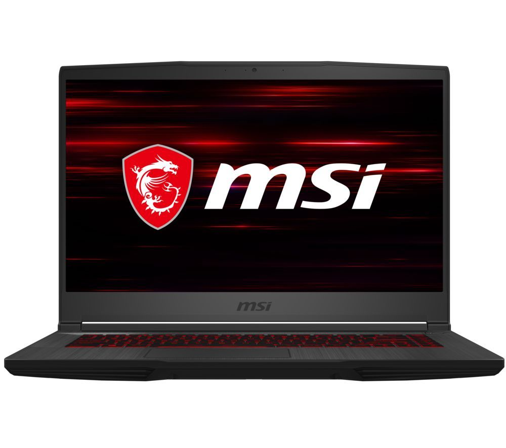 "MSI GF65 Thin 15.6"" Gaming Laptop - Intel®Core™ i7, RTX 3060, 512 GB SSD"