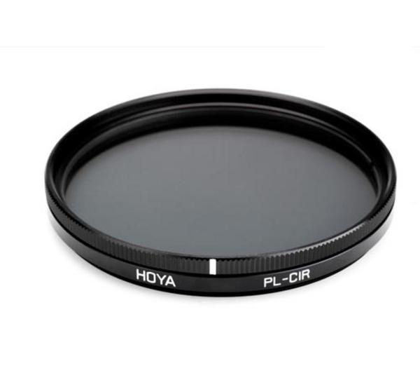 HOYA Circular Polarising Lens Filter - 67 mm, Green