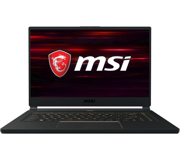 "MSI Stealth GS65 15.6"" Intel®� Core™� i7 RTX 2080 Gaming Laptop - 512 GB SSD"