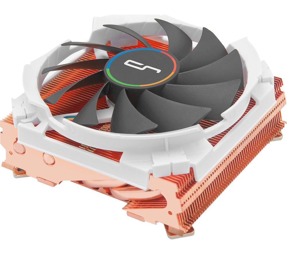 CRYORIG C7 92 mm CPU Cooler - Orange & White, Orange