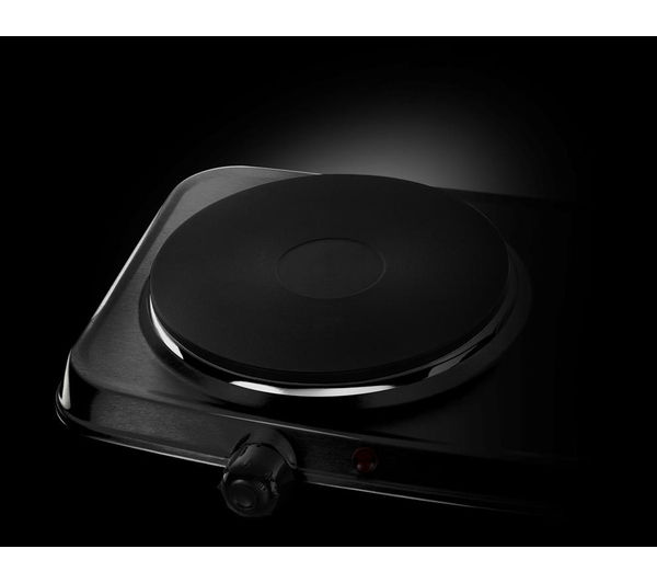RUSSELL HOBBS 15199 Electric Mini Hob - Stainless Steel, Stainless Steel