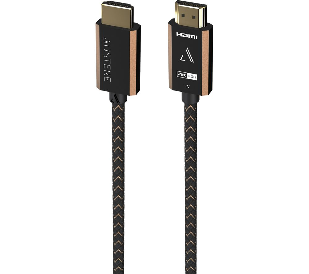AUSTERE III Series Premium High Speed HDMI Cable - 5 m, Gold
