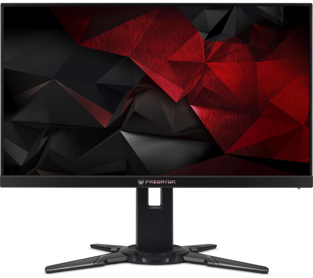 "ACER XB252Qbmiprzx Full HD 24.5"" LED Gaming Monitor - Black, Black"