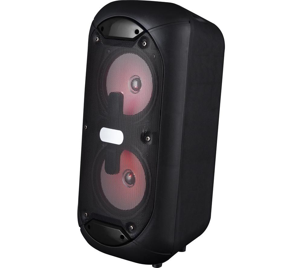 AKAI A58104 Portable Bluetooth Party Speaker - Black, Black