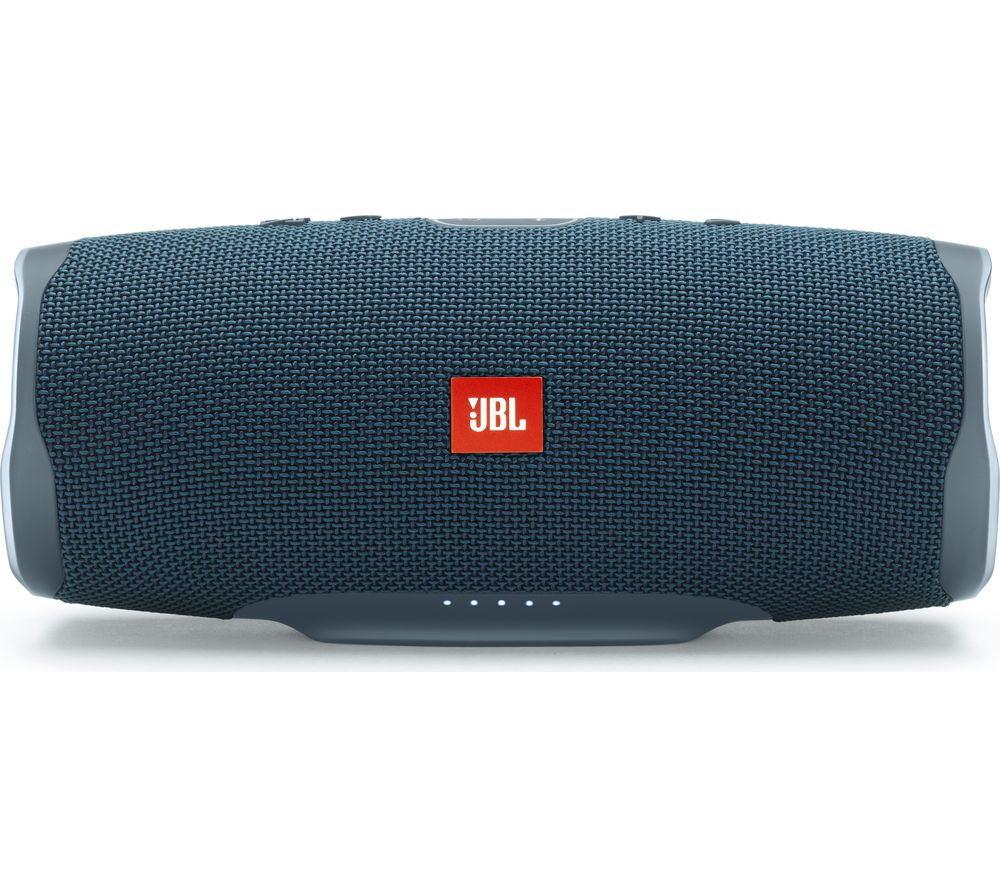 LG Charge 4 Portable Bluetooth Speaker - Blue, Blue