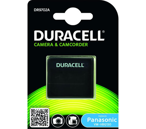 DURACELL DR9702A Lithium-ion Rechargeable Camera Battery