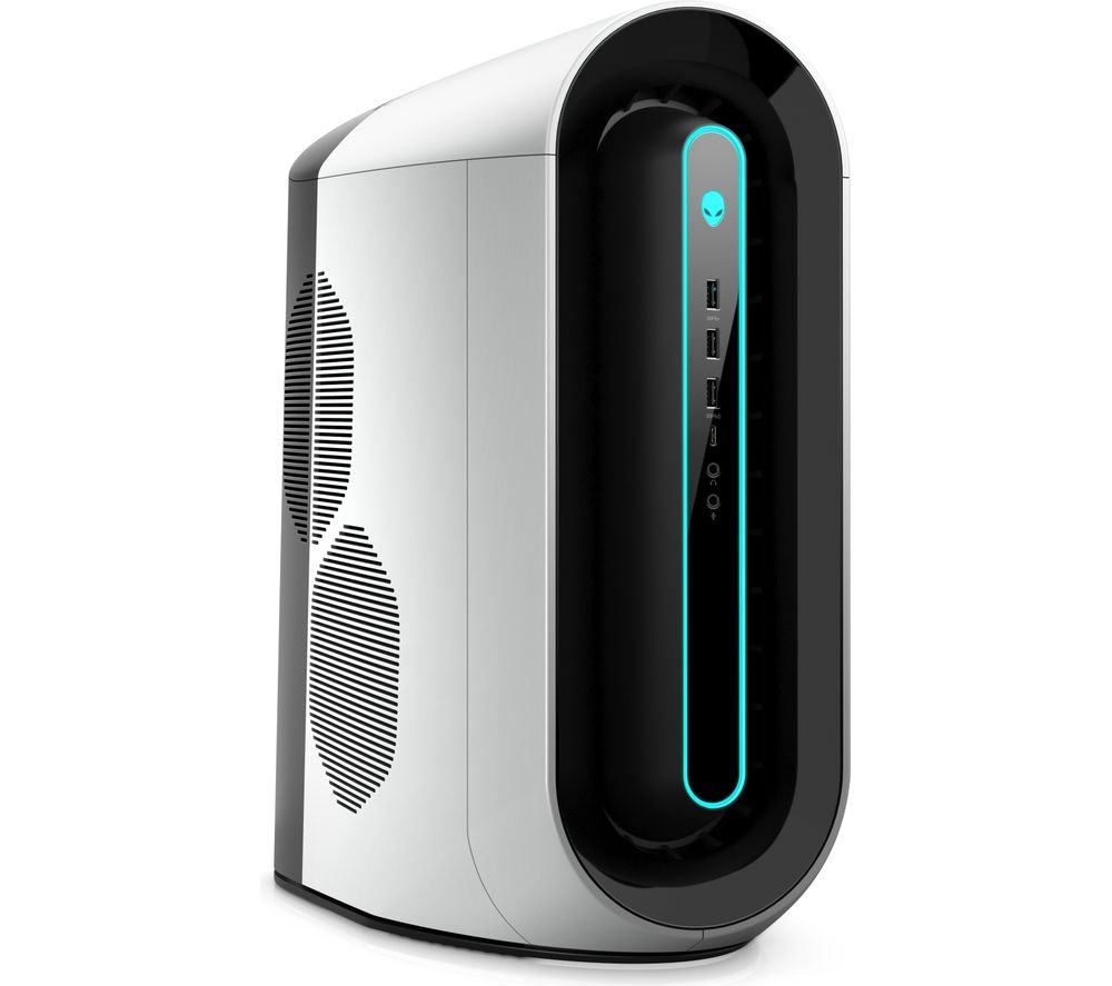ALIENWARE Aurora R9 Gaming PC - Intel® Core™ i7, RTX 2080 Super, 2 TB HDD & 256 GB SSD