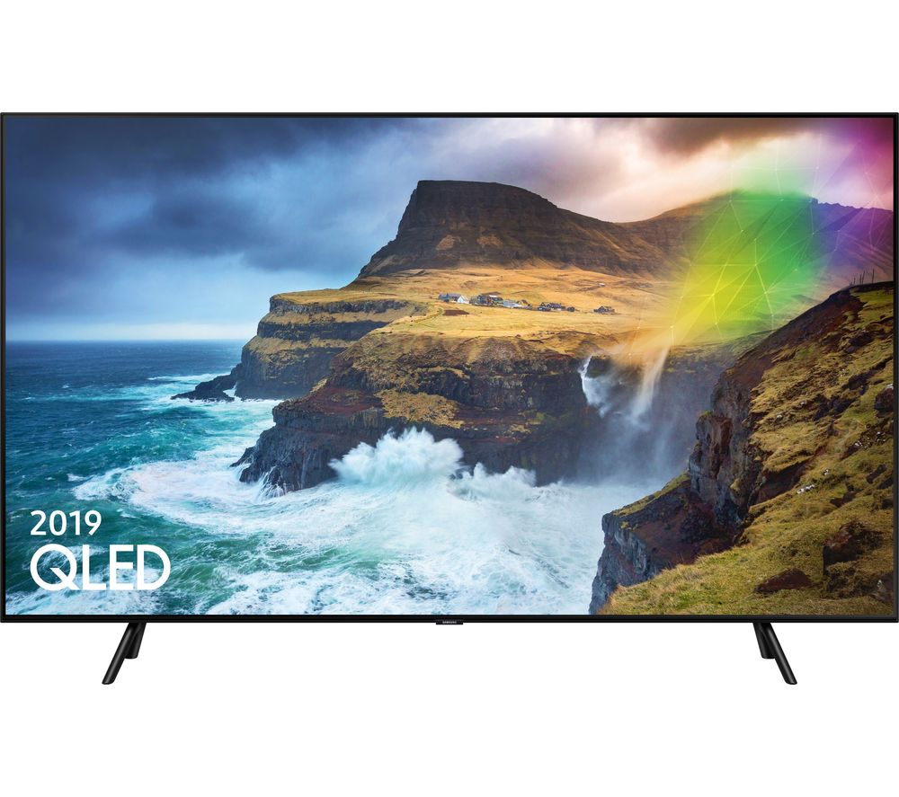 "49"" SAMSUNG QE49Q70RATXXU  Smart 4K Ultra HD HDR QLED TV with Bixby"