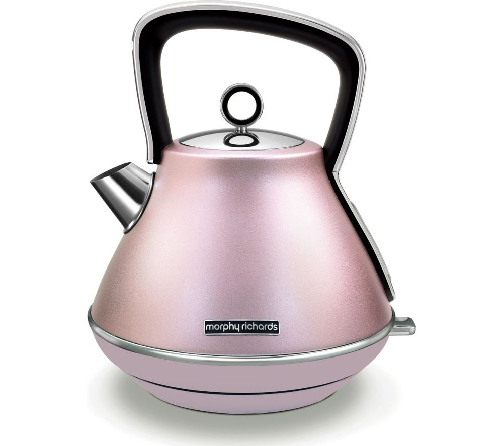 Evoke Special Edition Pyramid Traditional Kettle - Rose Quartz