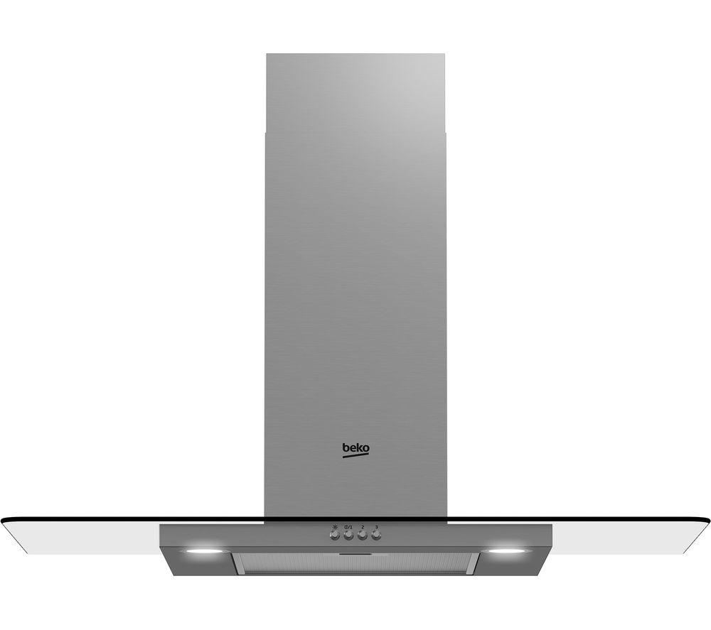 HCF91620X Chimney Cooker Hood - Stainless Steel, Stainless Steel