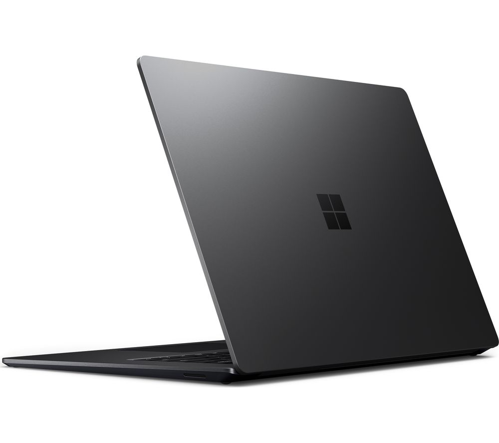 "MICROSOFT 15"" AMD Ryzen 7 Surface Laptop 3 - 512 GB SSD, Black, Black"