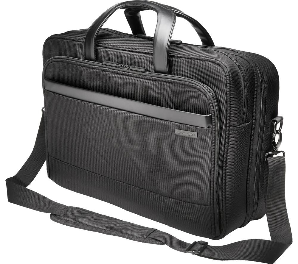 "KENSINGTON Contour 2.0 Pro 17"" Laptop Case - Black, Black"