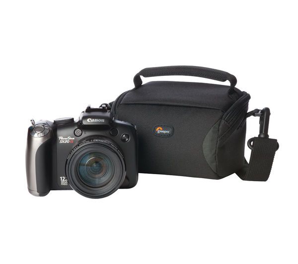 LOWEPRO Format 100 Compact System Camera Bag - Black, Black