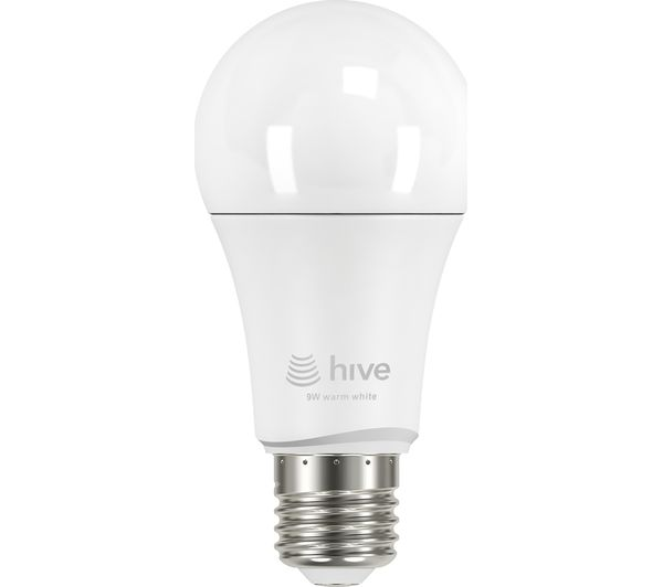 HIVE Active Light Warm White Bulb - E27, White