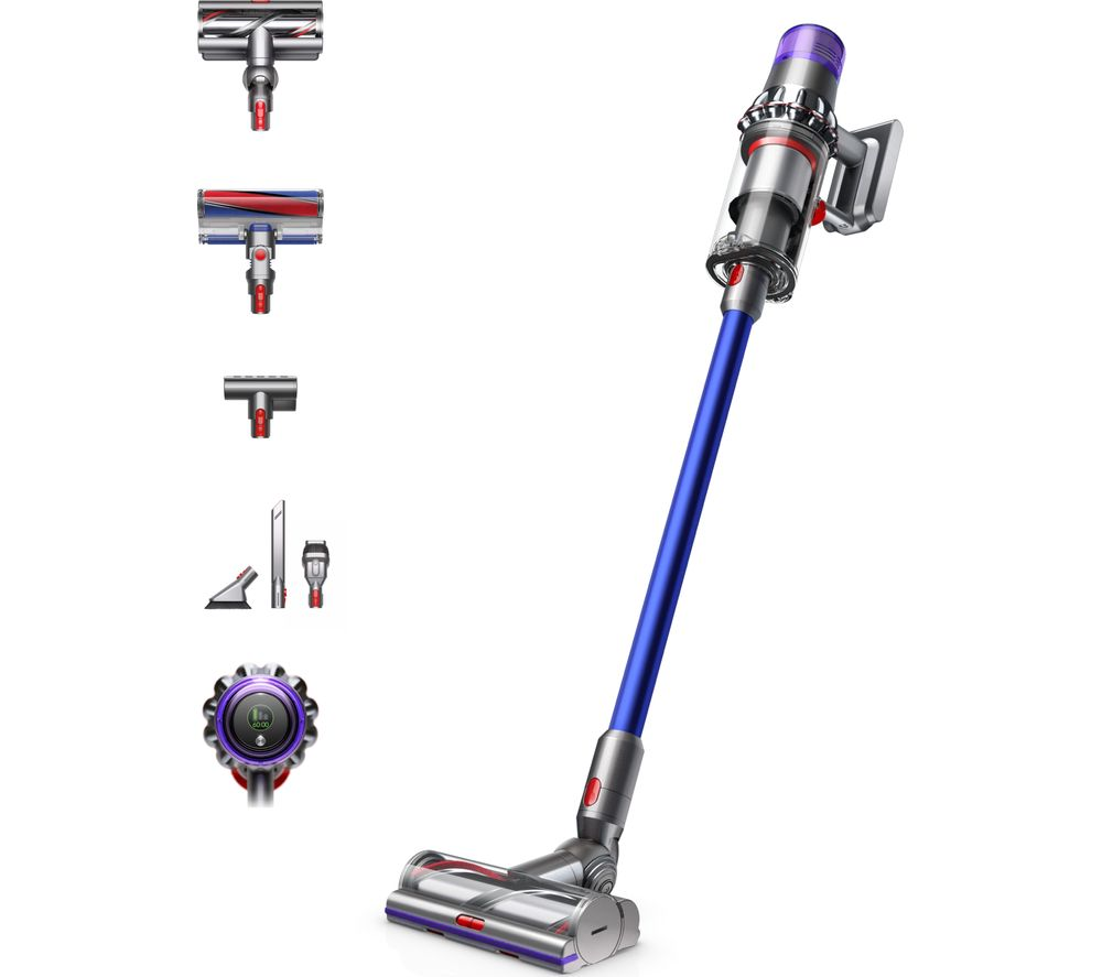 DYSON V11 Absolute Cordless Vacuum Cleaner - Blue, Blue