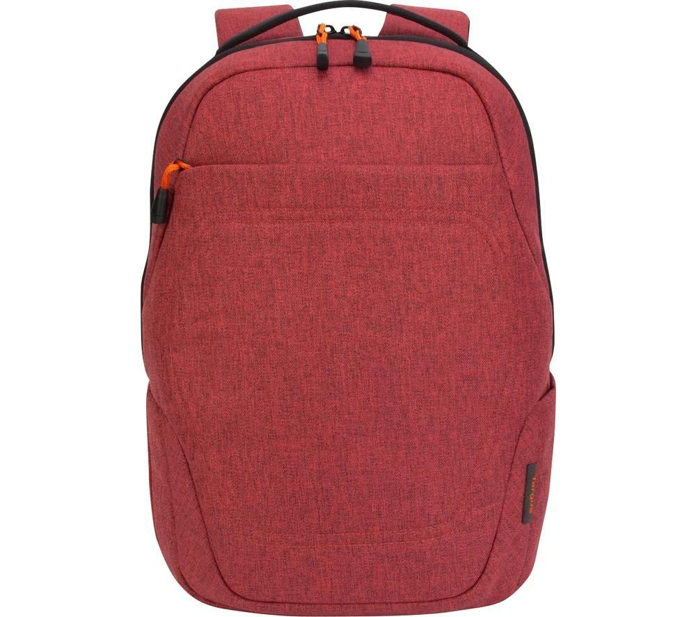 "TARGUS Groove X2 Compact 15"" Laptop Backpack - Red, Red"