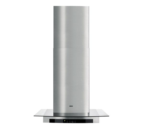 ZANUSSI ZHC66540X Canopy Cooker Hood - Stainless Steel, Stainless Steel