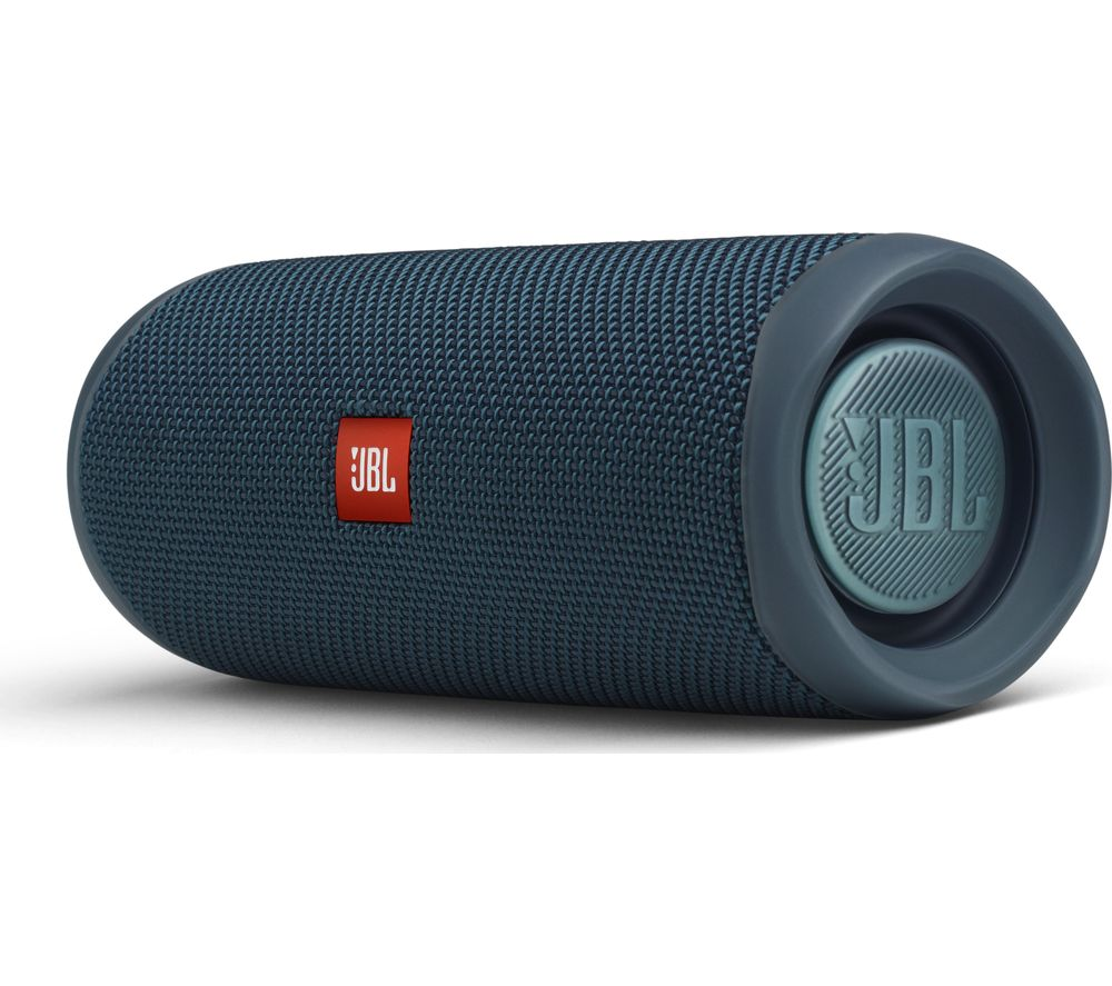 Flip 5 Portable Bluetooth Speaker - Blue, Blue