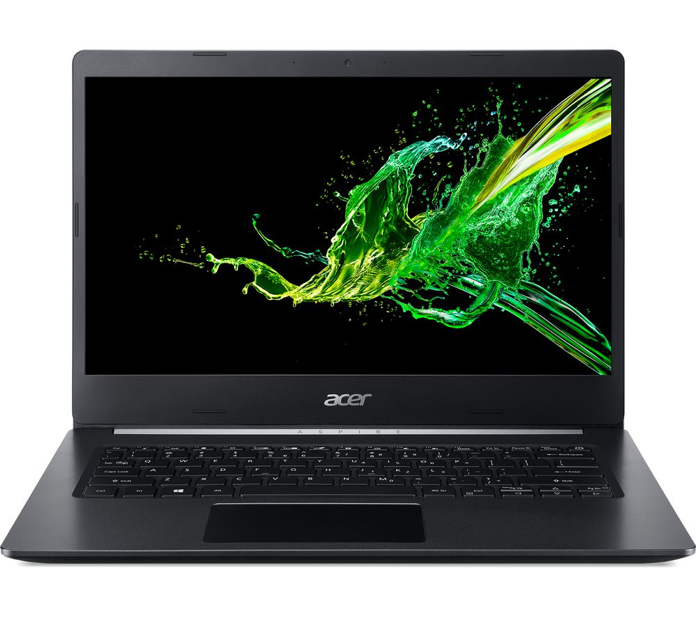 "ACER Aspire 5 A514-52 14"" Laptop - Intel® Core™ i5, 256 GB SSD, Black, Black"