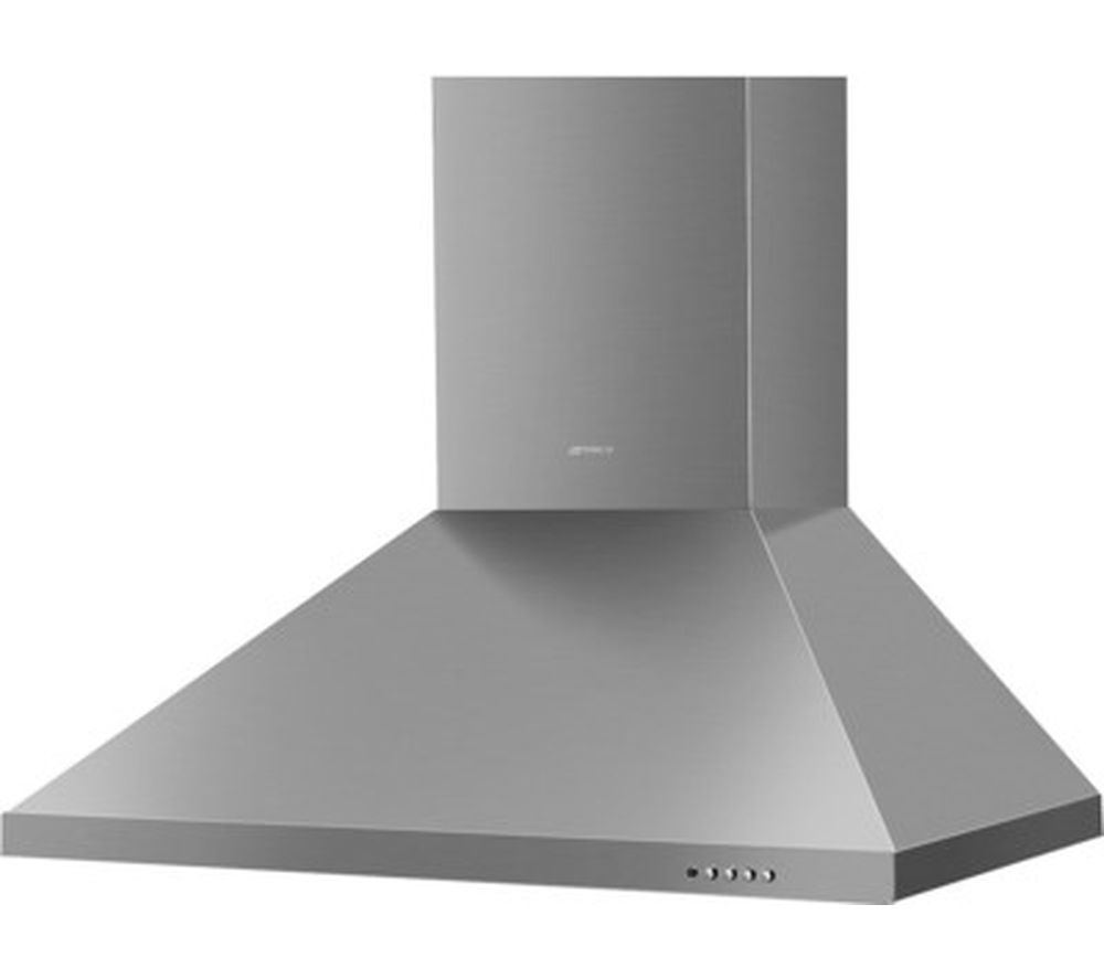 SMEG KD61XE2 Chimney Cooker Hood - Stainless Steel, Stainless Steel
