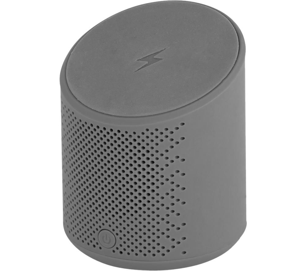 AKAI A61052G Portable Bluetooth Speaker - Grey, Grey