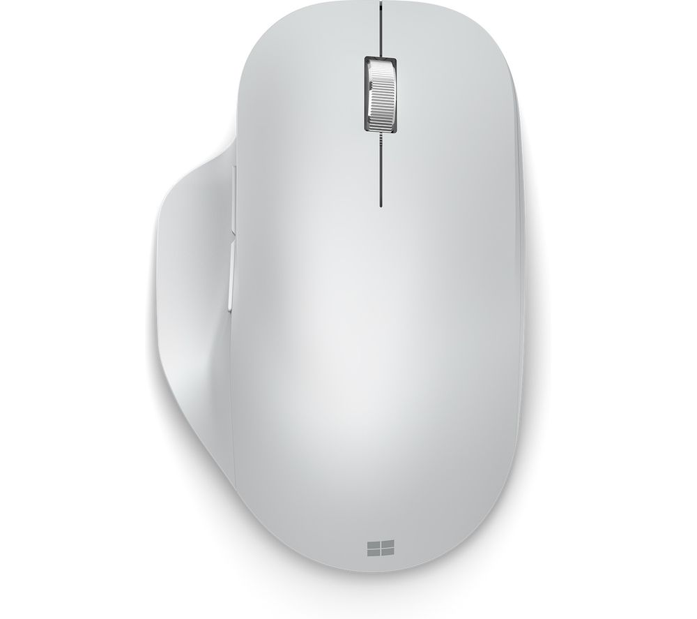 MICROSOFT Ergonomic Bluetooth Wireless BlueTrack Mouse - Glacier