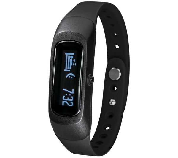 GOJI GO Activity Tracker - Black, Small, Black