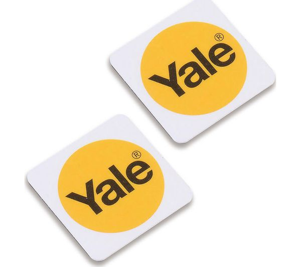 YALE Smart Lock Phone Tag - Twin Pack