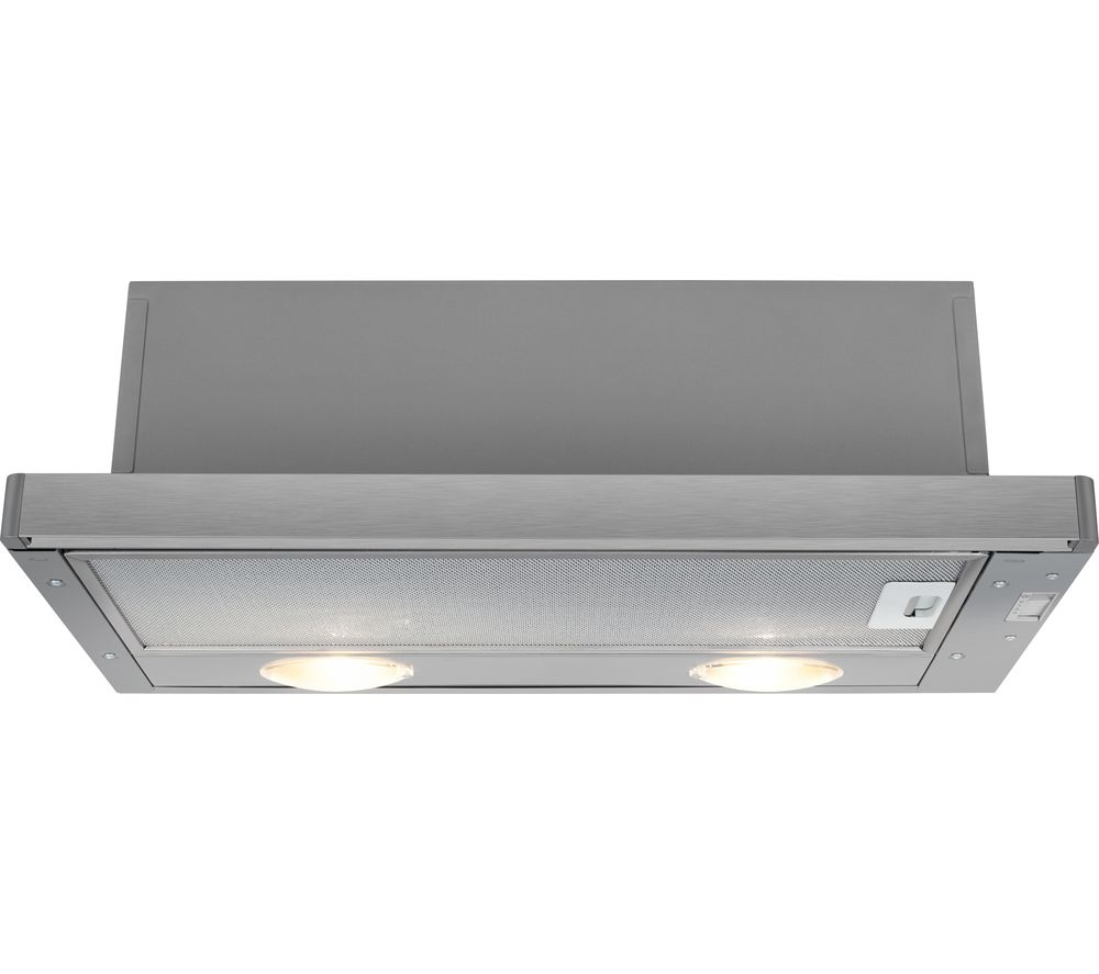 HNT61210X Telescopic Cooker Hood - Stainless Steel, Stainless Steel