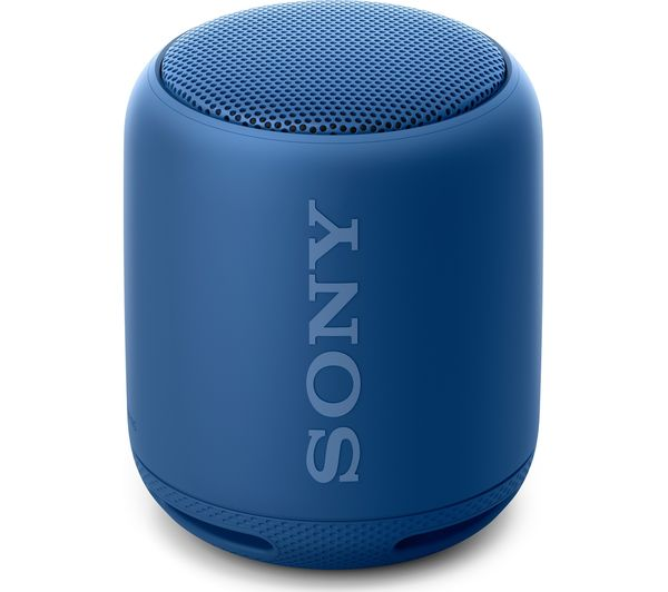 SONY EXTRA BASS SRS-XB10 Portable Bluetooth Wireless Speaker - Blue, Blue