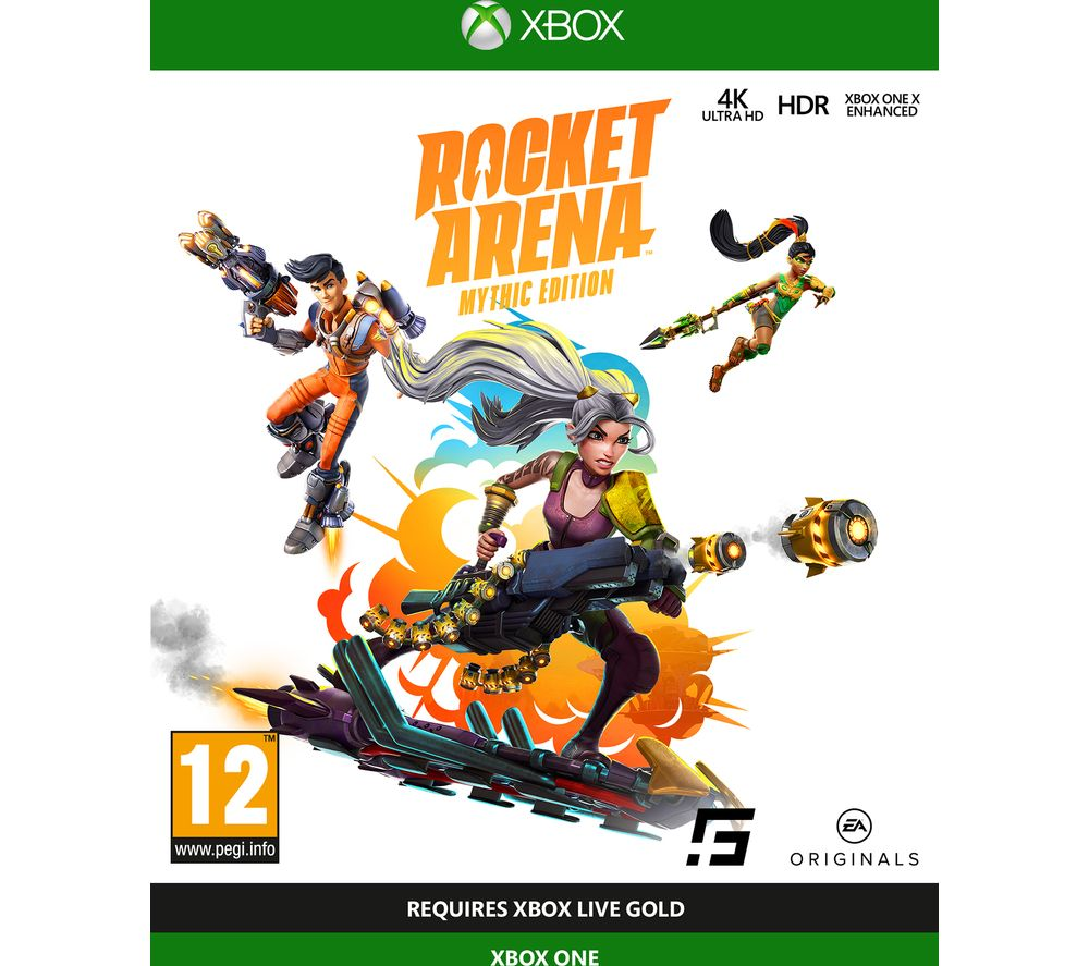 XBOX ONE Rocket Arena Mythic Edition, Gold