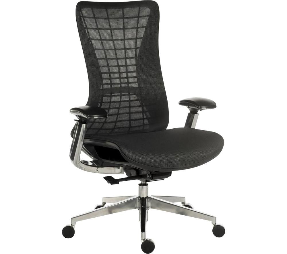 TEKNIK Quantum Mesh Executive Chair - Black, Black