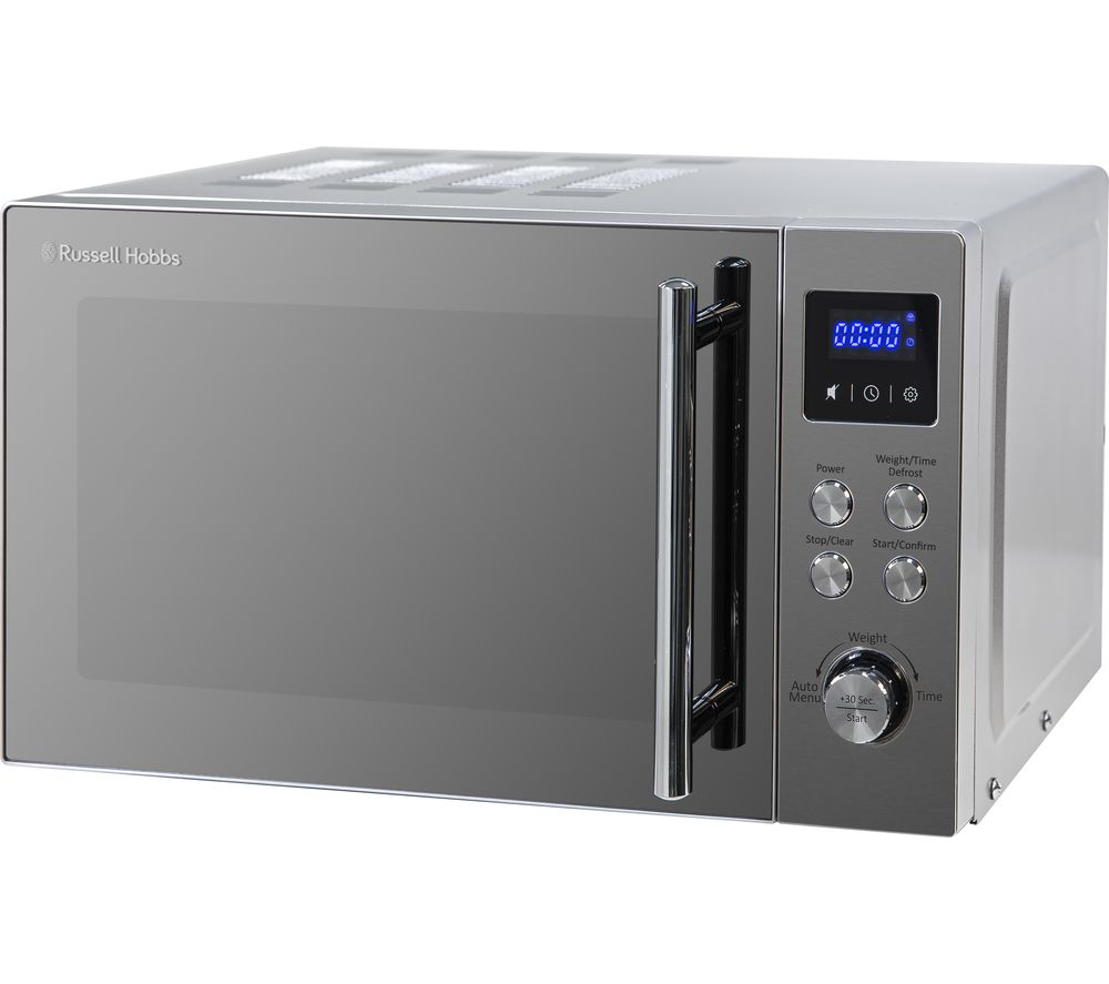 RHM2086SS Solo Microwave - Stainless Steel, Stainless Steel