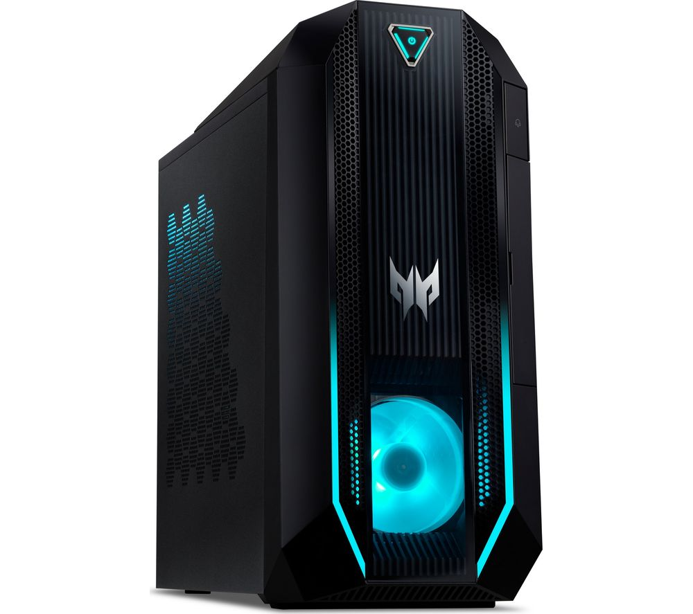 ACER Predator Orion 3000 PO3-620 Gaming PC - Intelu0026regCore™ i5, GTX 1660 Super, 1 TB HDD & 256 GB SSD
