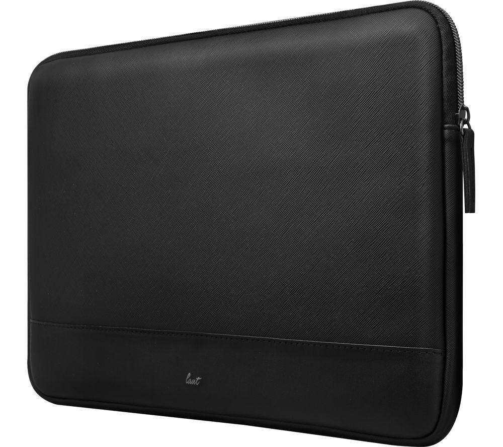 "LAUT PRESTIGE 13"" MacBook Sleeve - Black, Black"
