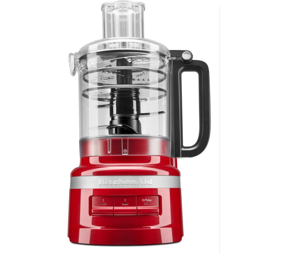 KITCHENAID 5KFP0919BER Food Processor - Empire Red, Red