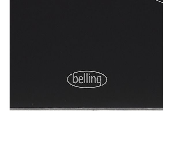 BELLING CH60RX Electric Ceramic Hob - Black, Black