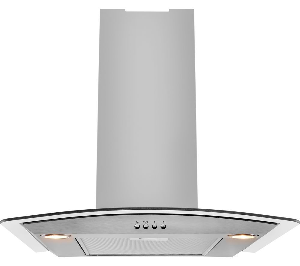 HCG61320X Chimney Cooker Hood - Stainless Steel, Stainless Steel