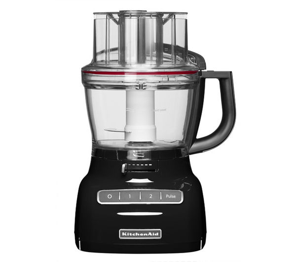 KITCHENAID 5KFP0925BOB 2.1 Food Processor - Onyx Black, Black