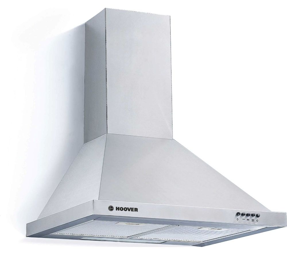 HOOVER HCE116NX Chimney Cooker Hood - Stainless Steel, Stainless Steel