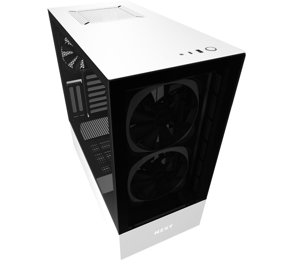NZXT NZXT H510 ELIT E 5294, White