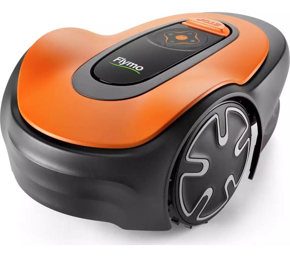 FLYMO EasiLife GO 250 Robot Lawn Mower