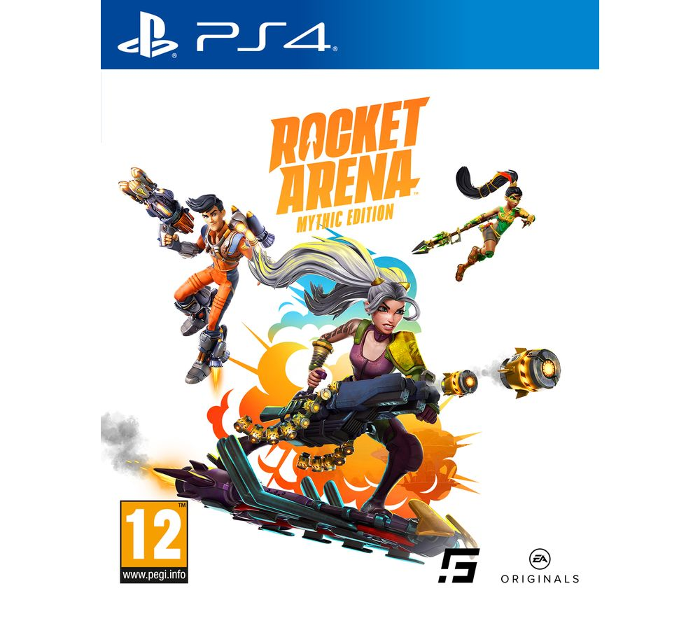 PS4 Rocket Arena Mythic Edition, Gold