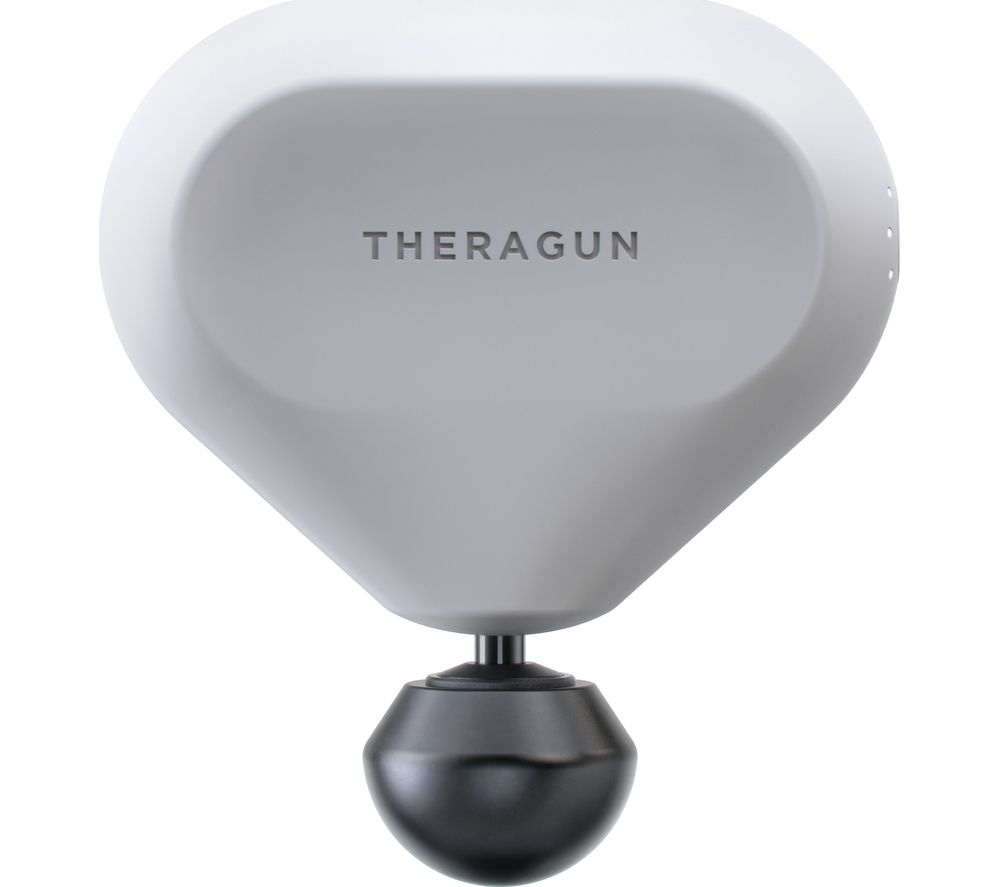 THERABODY Theragun mini Handheld Percussion Massager - White, White