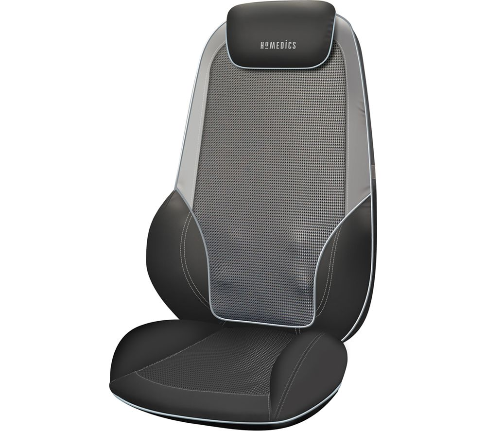 HOMEDICS ShiatsuMAX 2.0 CBS-2016-GB Back and Shoulder Massage Seat