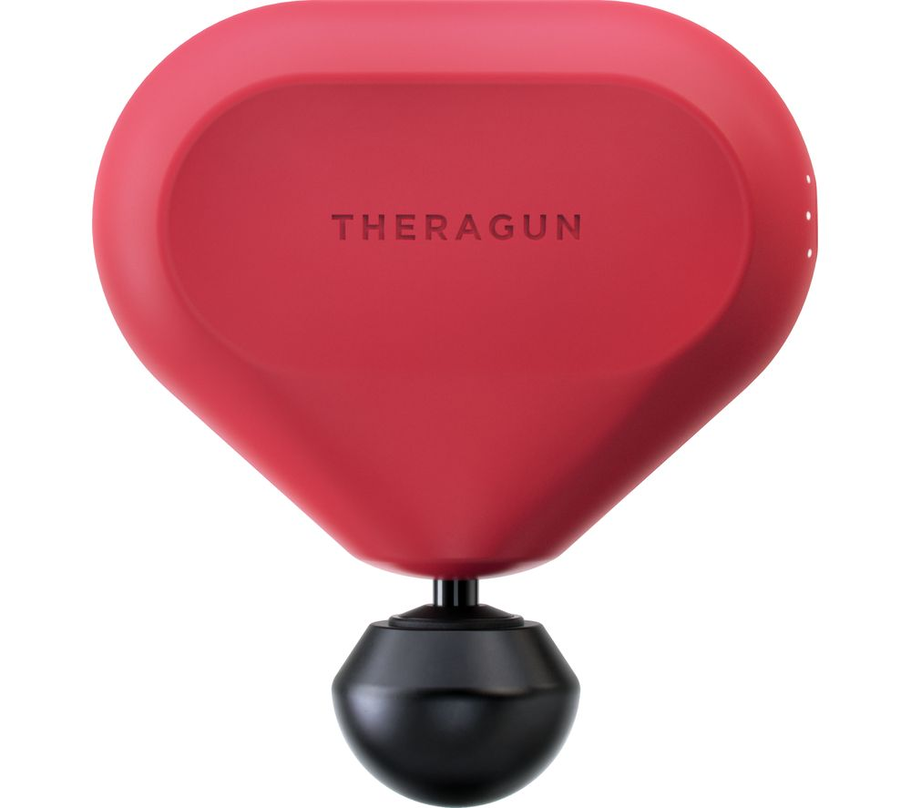 THERABODY Theragun mini Handheld Percussion Massager - Red, Red
