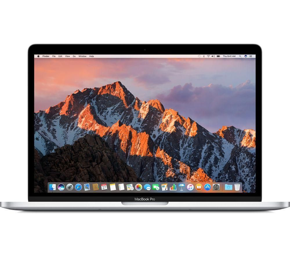 "Apple MacBook Pro 13"" with Touch Bar - 256 GB, Silver (2019), Silver"