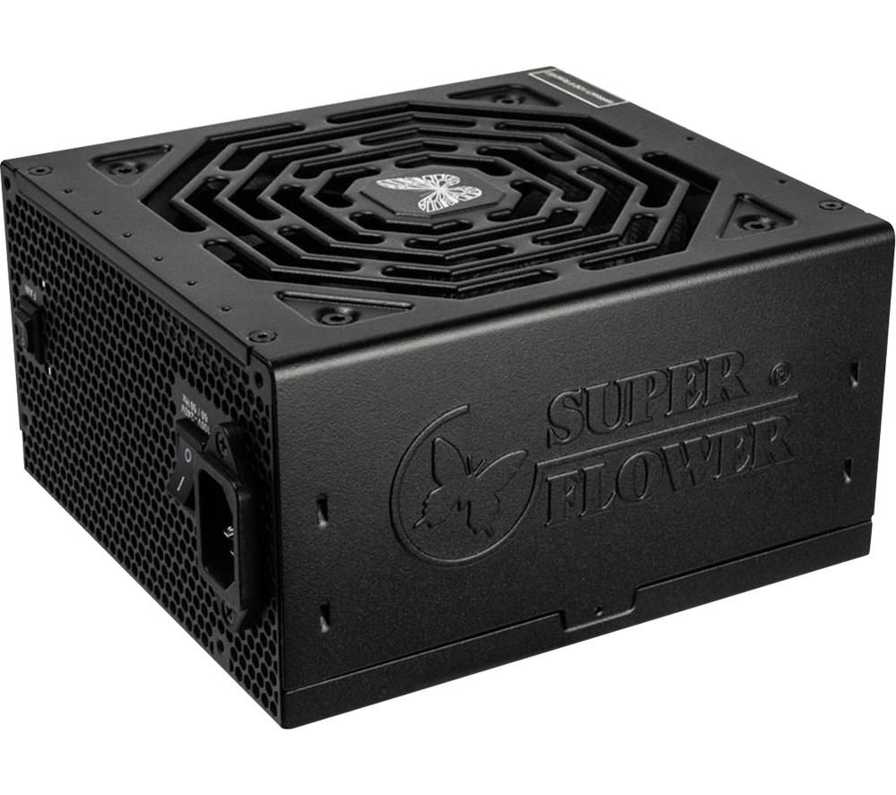 SUPER FLOWER Leadex III Gold SF-550F14HG Modular ATX PSU - 550 W, Gold